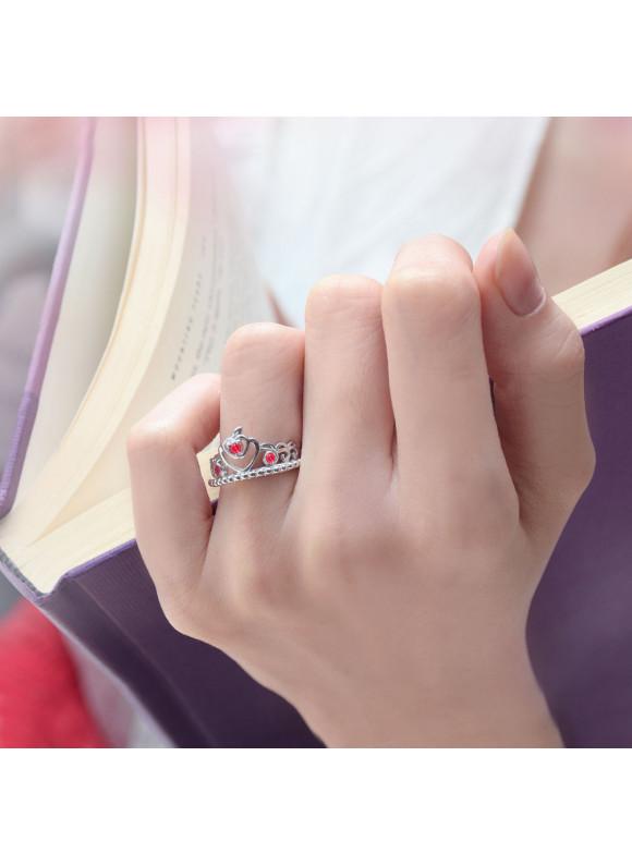 Disney Princess Snow White Swarovski Ring