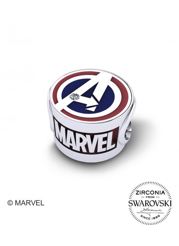 Marvel's Avengers Iron Man Swarovski Charm