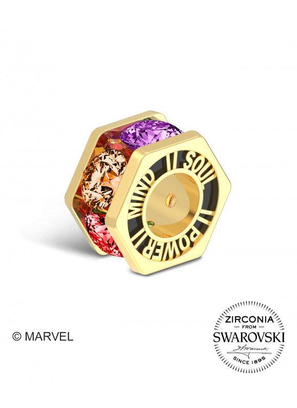 Marvel's Avengers  Six Infinity Stones Swarovski Charm