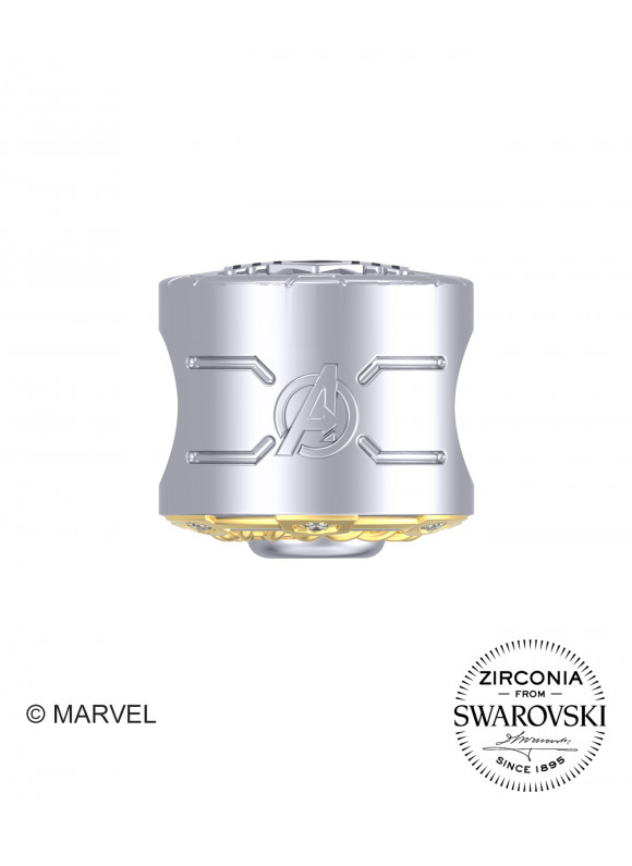 MARVEL'S AVENGERS SPIDERMAN SWAROVSKI CHARM