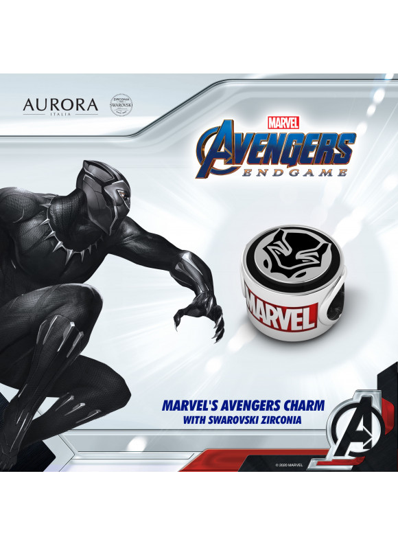 Marvel's Avengers Black Panther Charm