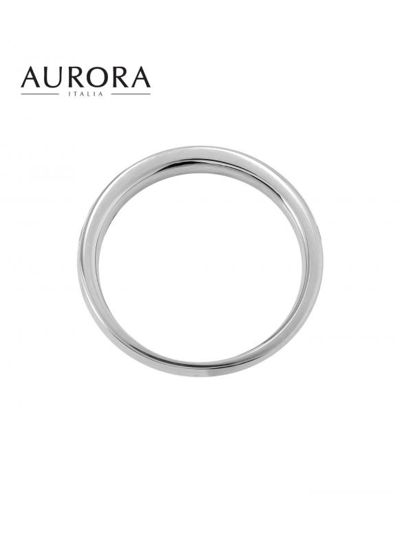 AUROSES Bead Eternity Ring Sterling Silver